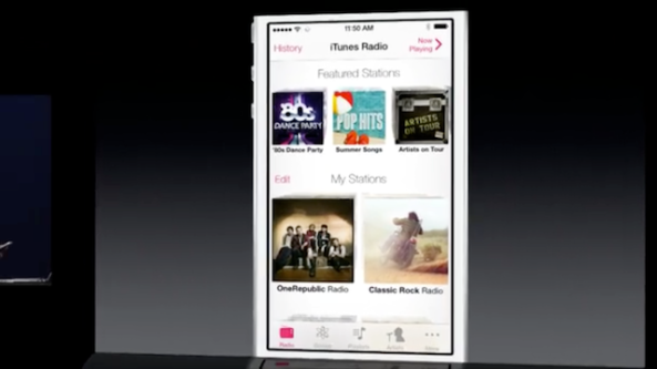 iTunes Radio Brings Free Streaming Music to iOS, Desktop, and Apple TV
